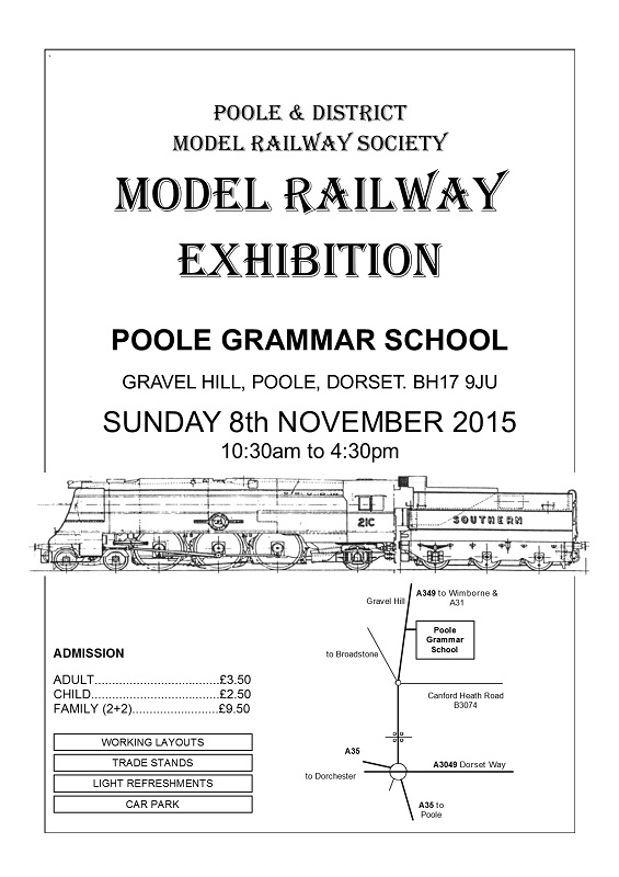 2015 PDMRS Exibition Poster