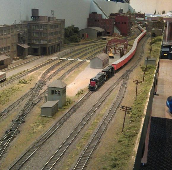 N-Trak Con 2014 Bournemouth - SP Freight