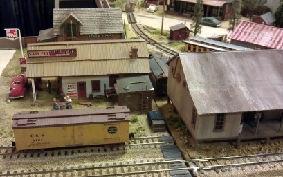 Sawpit Creek - NMRA 2014 26